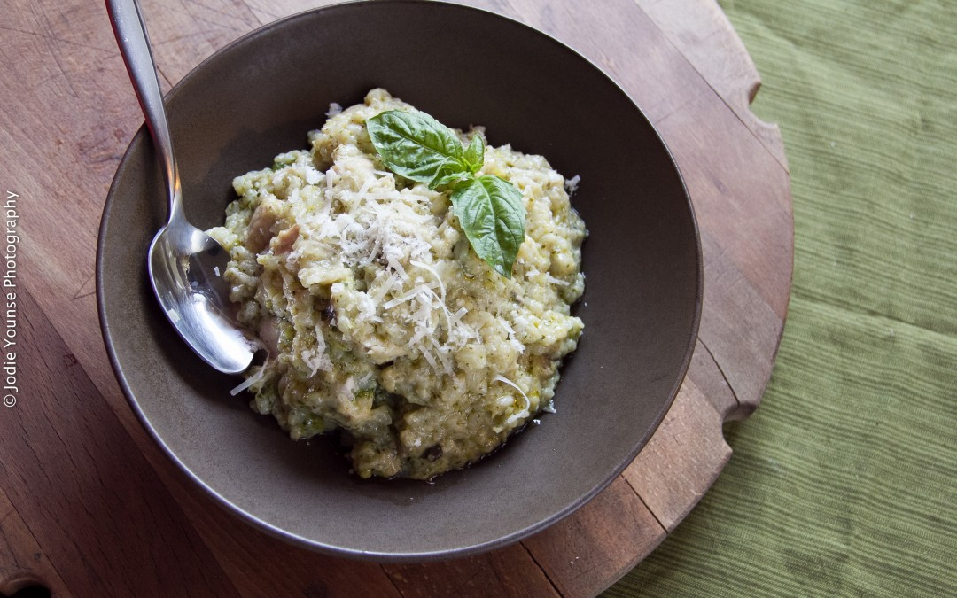 Episode 102 Recipes, 'The Risotto Solution'