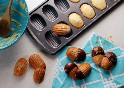 Episode 103 Recipes, 'A Mass of Madeleines'